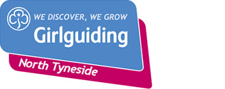 Girlguiding North Tyneside Logo